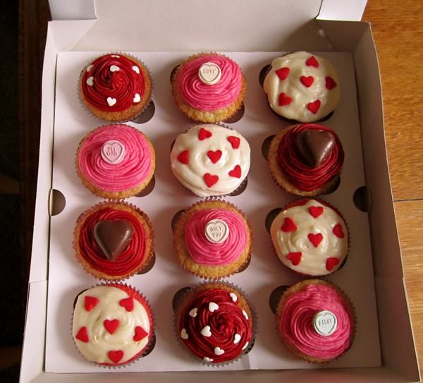 cupcake packaging ideas google search - Valentines Cupcakes Ideas