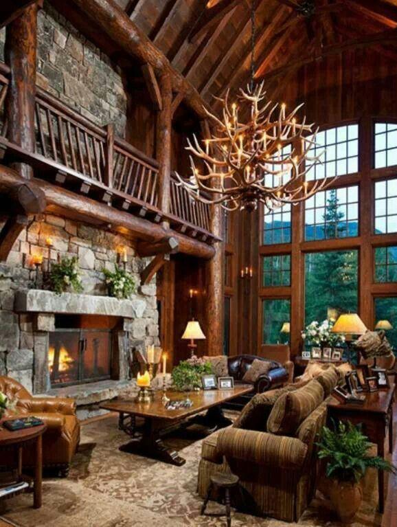 de casas de madeira