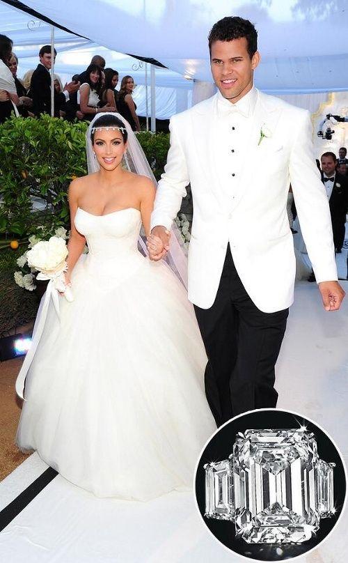 Kim Kardashian a Kris