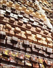 Viziovirtù (chocolate shop)