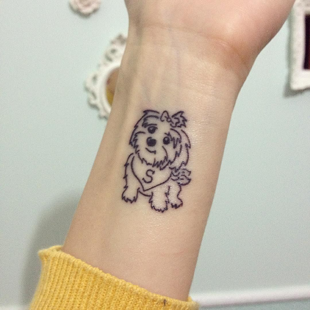 Tattoo Ideas For Your Dog: 65 Admirable Dog Tattoo Ideas & Designs For Men And Women
