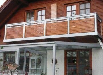 balkongel nder alu holz balkone garten balkon. Black Bedroom Furniture Sets. Home Design Ideas