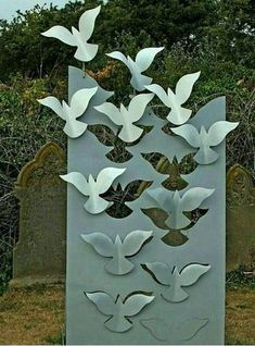 Garden Sculpture Art Inspiration Nice Ideas