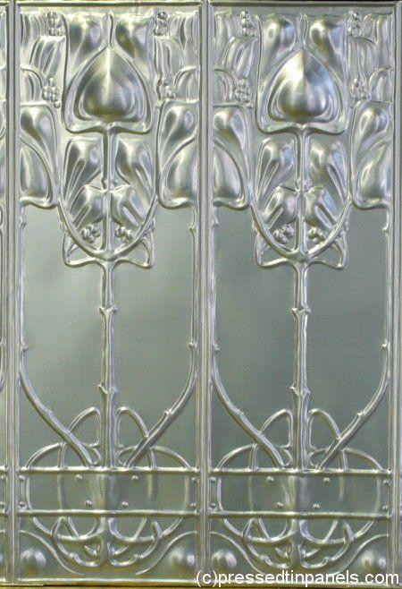 Pressed Tin Panels Splashback Wall Amp Ceiling Panels Art