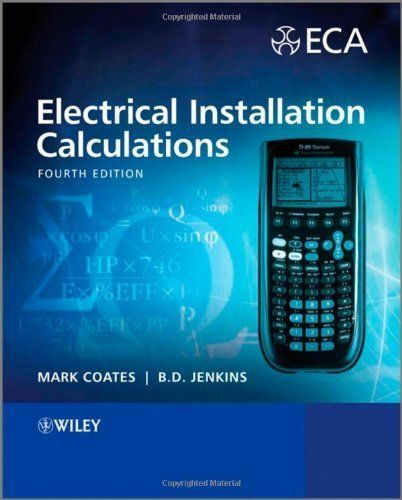 Electrical Installation Theory and Practice PDF