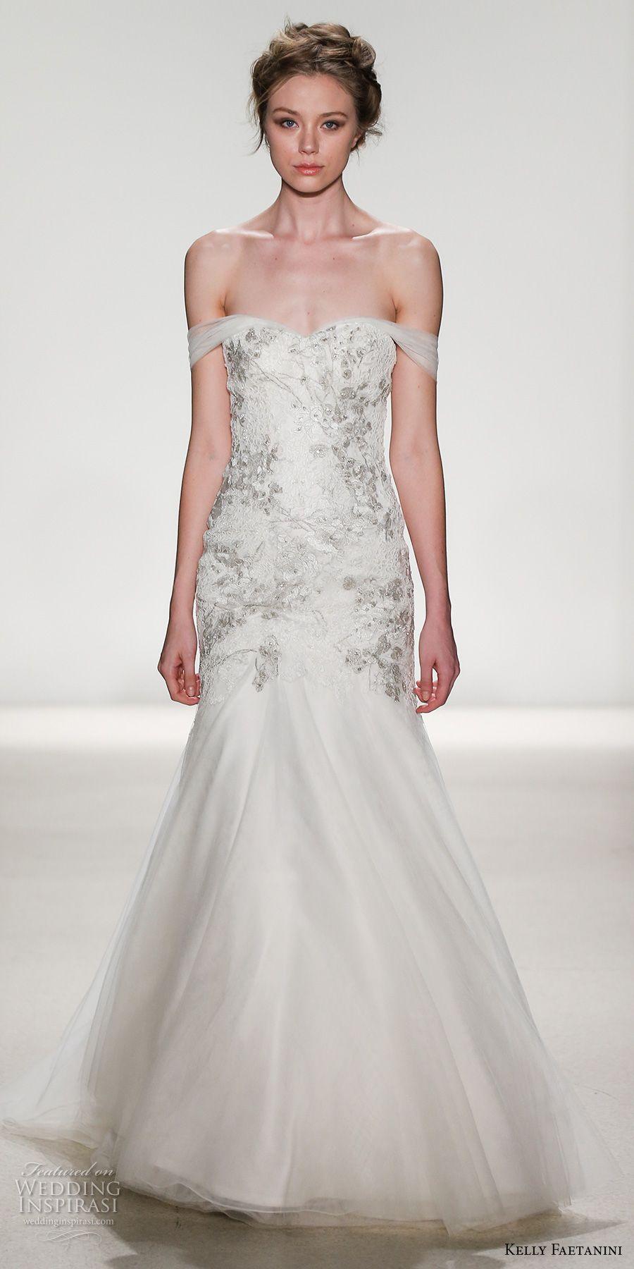 Kelly Faetanini Spring 2018 Wedding Dresses — New York Bridal ...