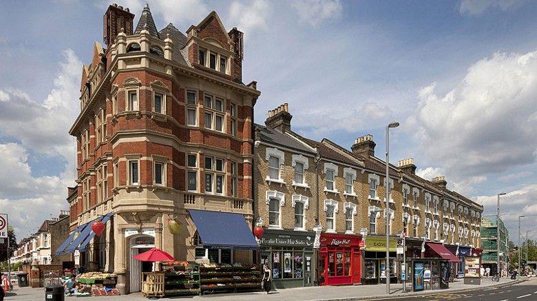 6 of London's most happening neighborhoods - CNN.com
