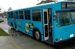 Tumble Bus Mobile Party Playground, sacramento area