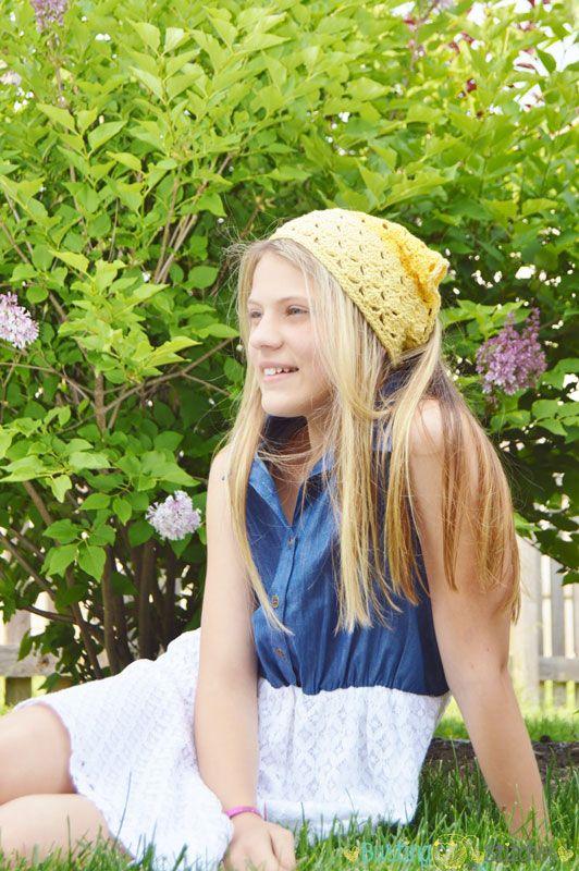 Crochet Bandana Headband {Free Pattern!}   Moogly Community Board ...