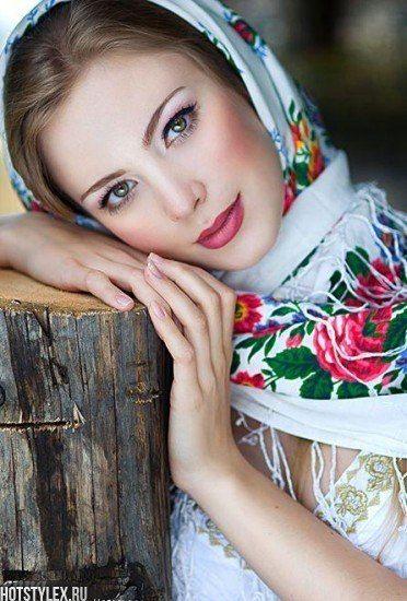 фото девушек красивых русских