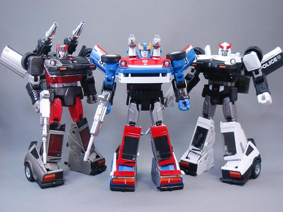 New Transformers Masterpiece G1 Amazon Cannon for MP-17 Prowl /& MP-18