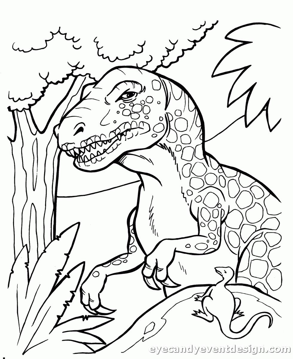 langhals dinosaurier ausmalbild  kinder ausmalbilder