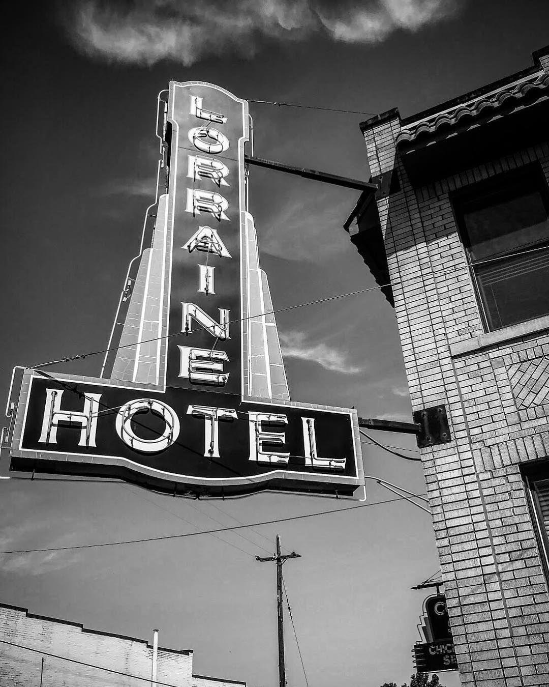 The Lorraine Hotel Later Renamed The Lorraine Motel In Memphis Tn