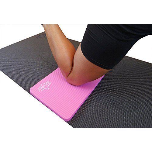 Sivan 6 Piece Yoga Set Includes 1 2 Ultra Thick Nbr Exercise Mat 2 Yoga Blocks 1 Yoga Mat Towel 1 Yoga Hand Towel And Yoga Mats Best Best Yoga Yoga Strap