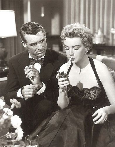 Deborah kerr cary grant deborah kerr cary grant and movie for Cary grant first movie