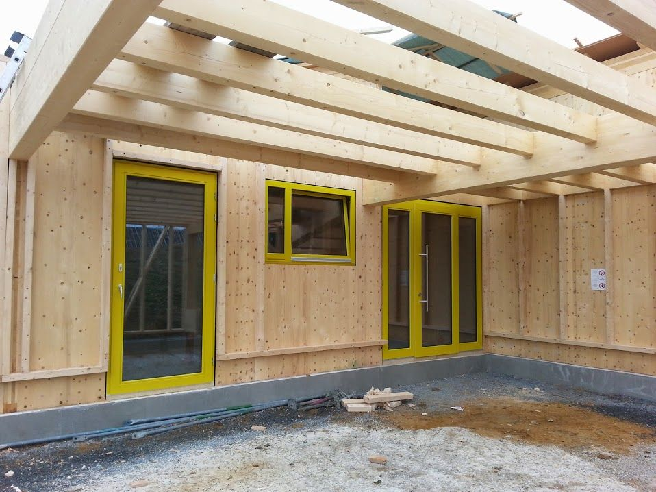 Zimmerei Massivholzhaus Pin Von Mcb International Timber-work Limited Auf Mcb