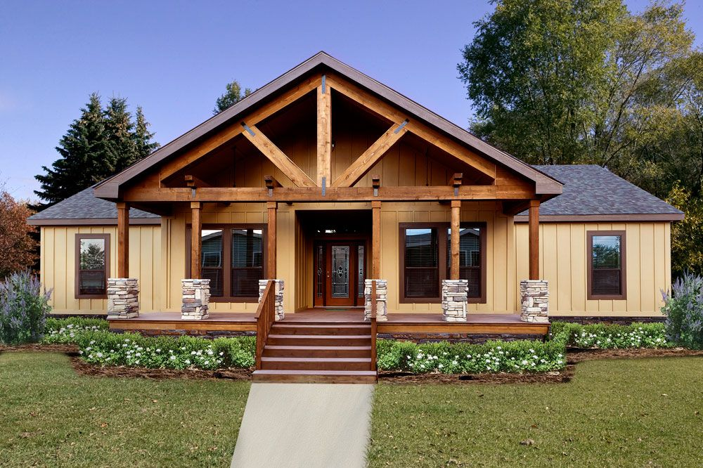 Modular Homes Can Save Time And Money House Exterior Modular Home Floor Plans Metal Building Homes