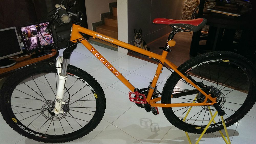 Used Voodoo Bizango Lightweight Hardtail Cross Country Race Xc
