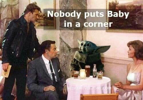 Pin By Janet Crawford On Baby Yoda In 2020 Yoda Funny Yoda Meme Yoda