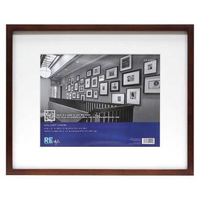 Espresso 11x14 19 99 Room Essentials Gallery Frame Frame