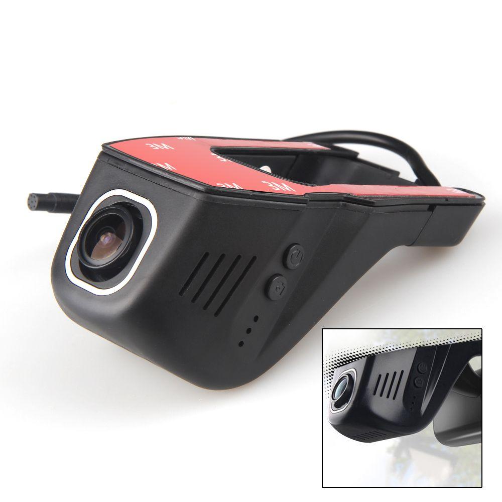 WIFI Car DVR Dash Cam Night Vision Car Camera Black Box