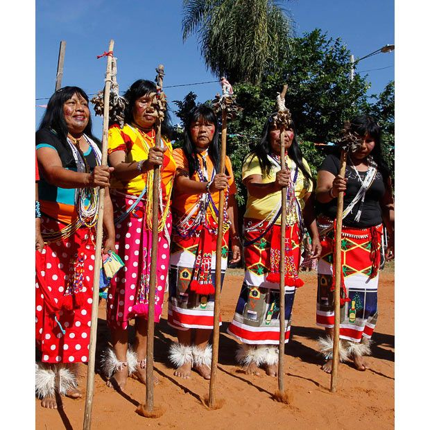 Indians celebrate International Day of the American ...