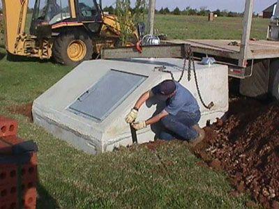 Inground Concrete Tornado Shelter   Storm And Tornado Shelters Of Texas