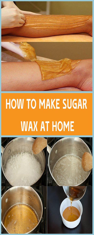 How To Make Sugar Wax At Home Let S Tallk Sugar Wax Diy Sugar Waxing Sugar Wax Recipe