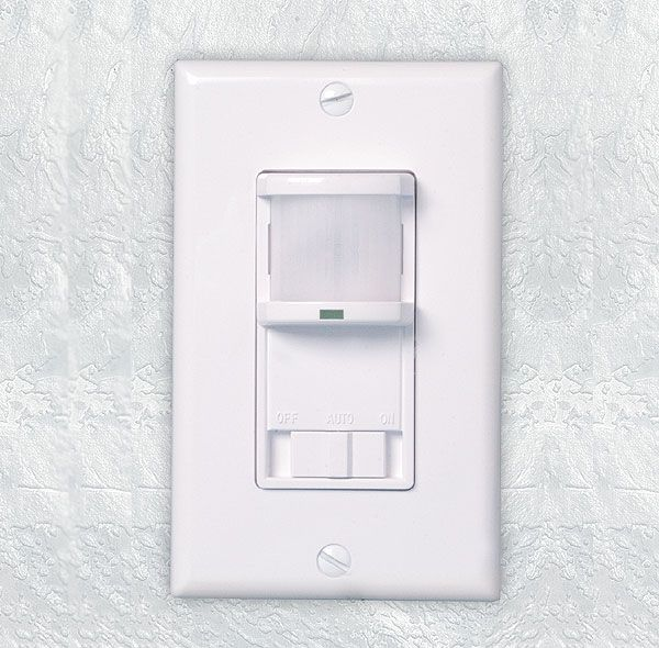 Pin By Flo On For The Home Motion Sensor Lights Hall Lighting Motion Light Switch