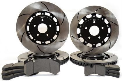 Rb 2 Pc Rotors W Pads F R Wk2 2017