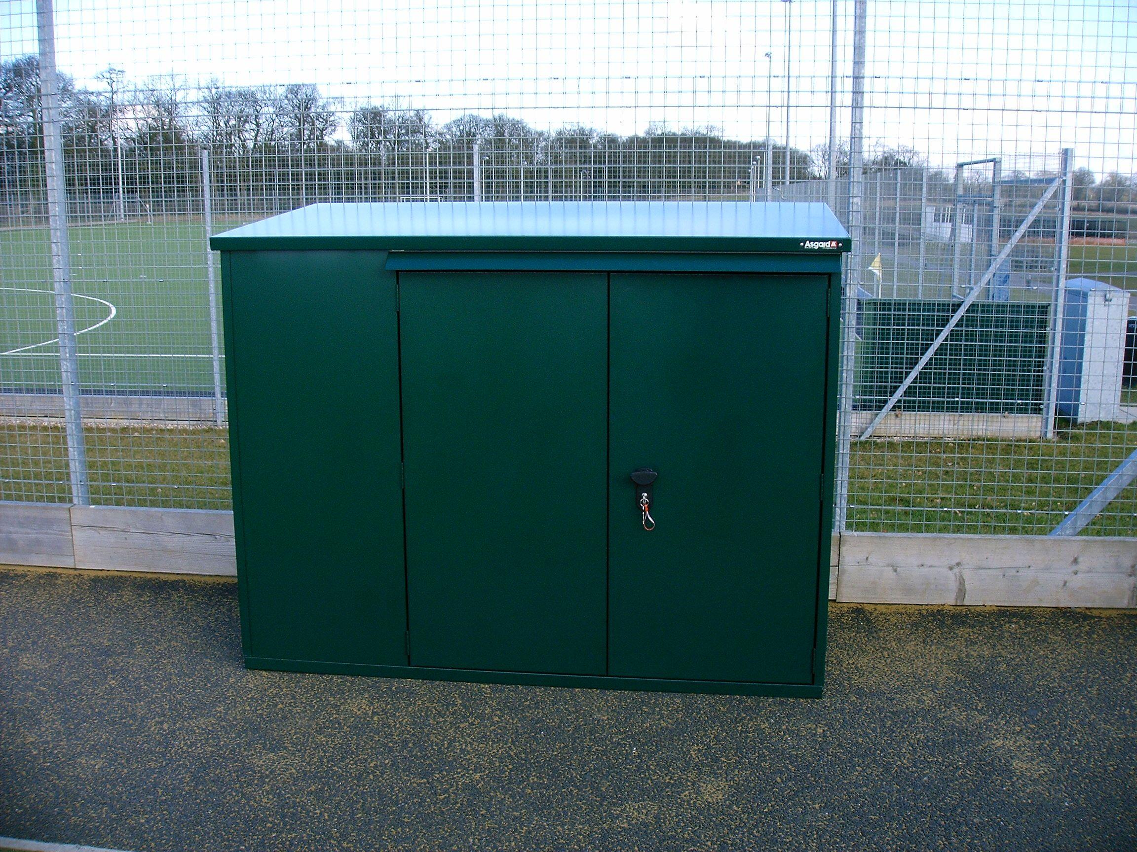 Bike Storage X 3 Police Approved Bike Storage Sports Equipment Storage Equipment Storage