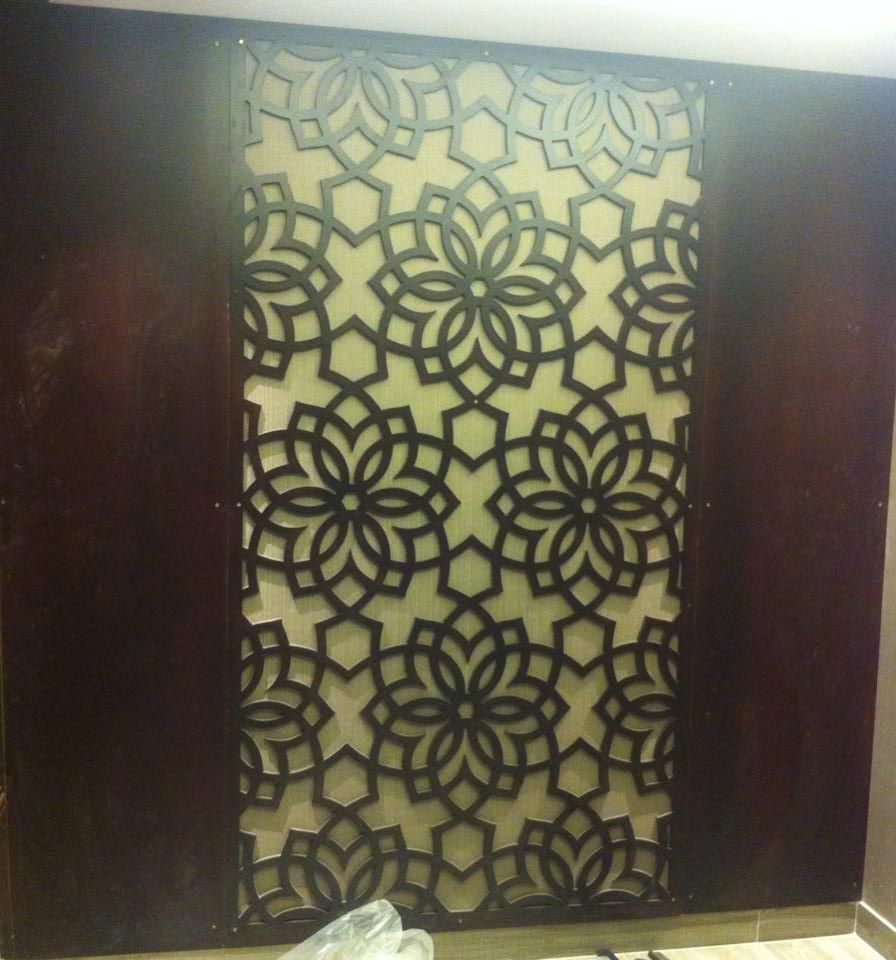 Mdf jali work use of our product service pinterest for Interior jali designs