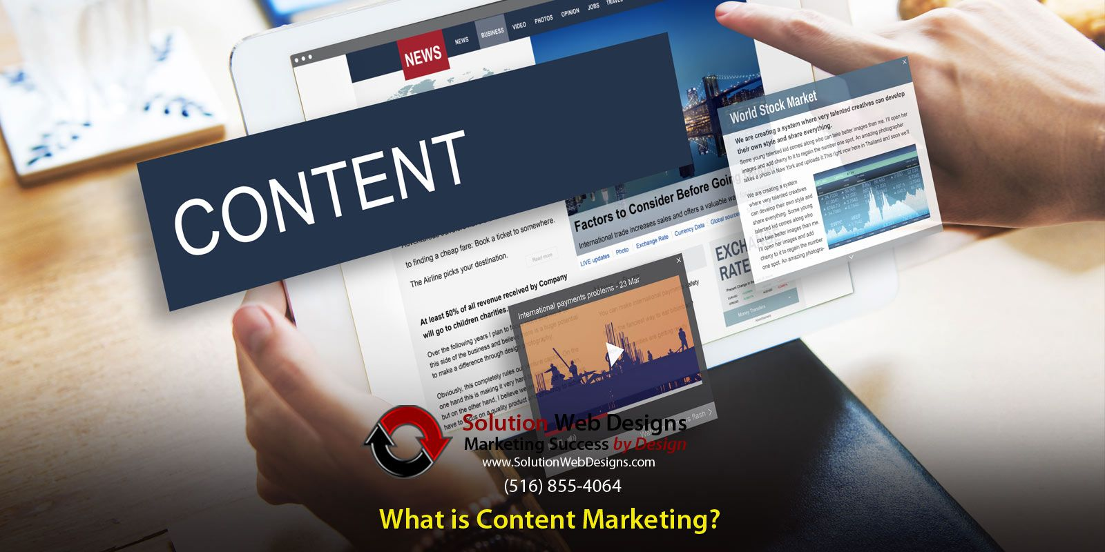 In This Day And Age Content Might Include Everything From Meta Descriptions To Keyword Phrases And In 2020 What Is Content Marketing Web Design Marketing Seo Tactics