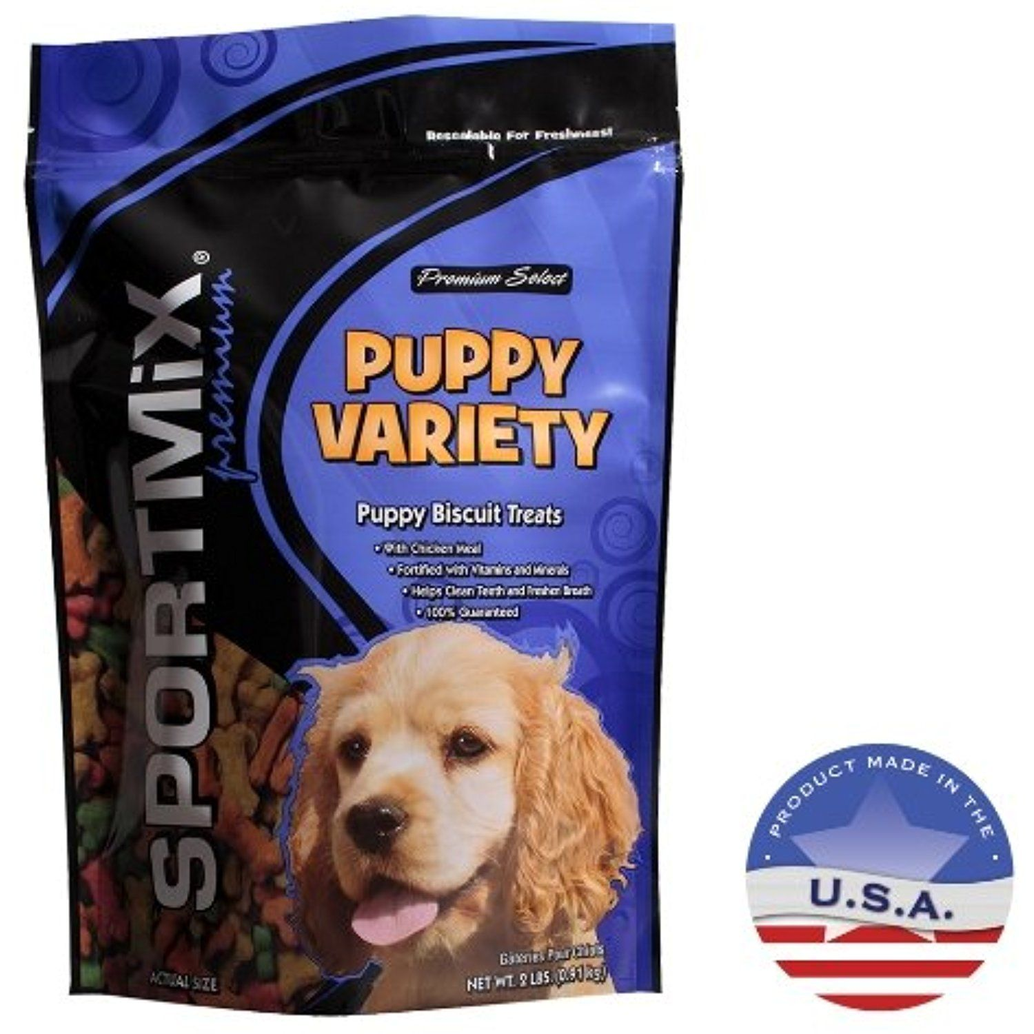 Midwestern pet foods 030pp70598 sportmix variety biscuits