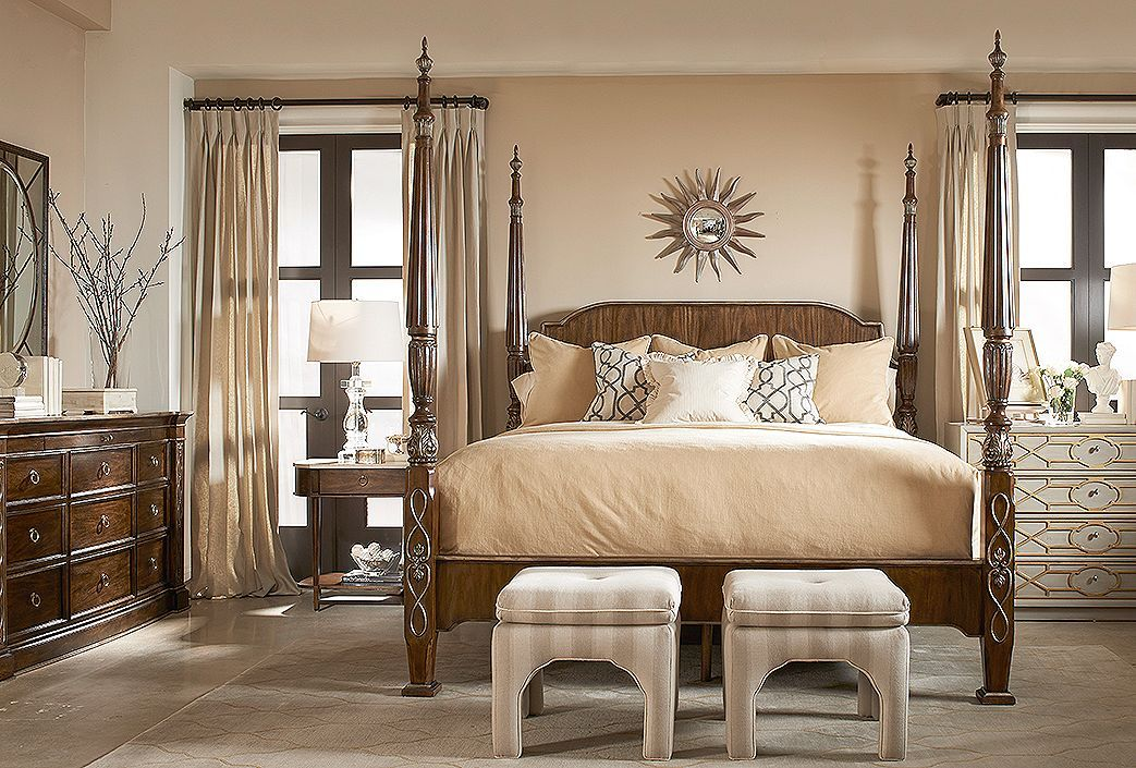 Poster beds in Milwaukee, WI   Milwaukee Bedroom Furniture ...