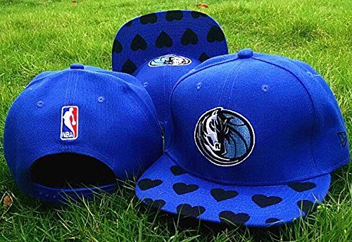 NBA 2016 Reverse Team Color Stretch Team Logo Blue Adjustable Hat Dallas Mavericks ** You can get more details by clicking on the image.