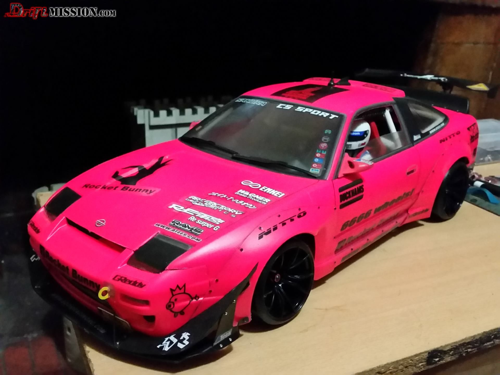 April Rc Drift Body Of The Month Driftmission Rc