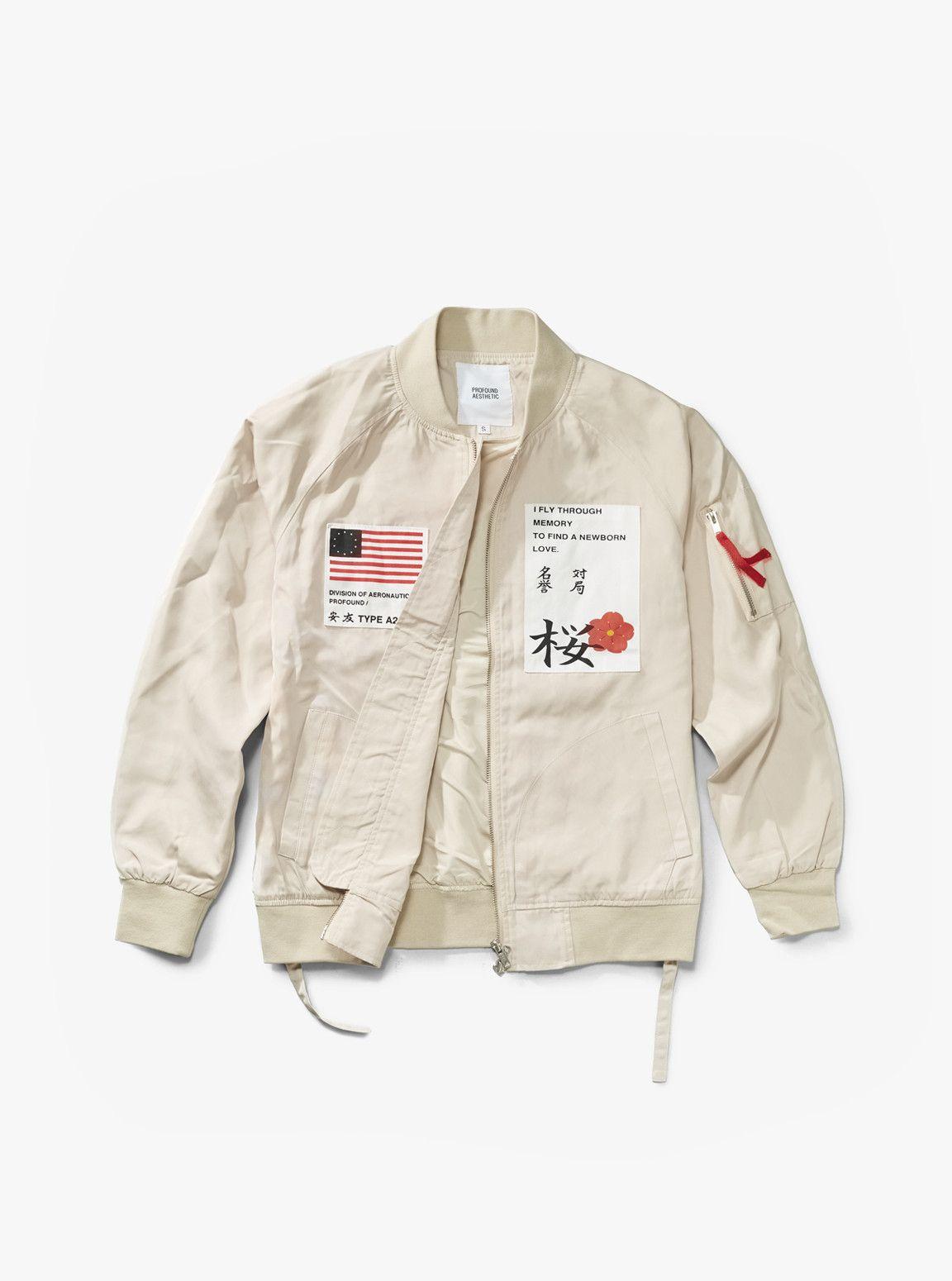 Something Similar To This Sold Out Profound Bomber Jackets Men Street Flight Jacket Light Jacket Summer [ 1550 x 1152 Pixel ]