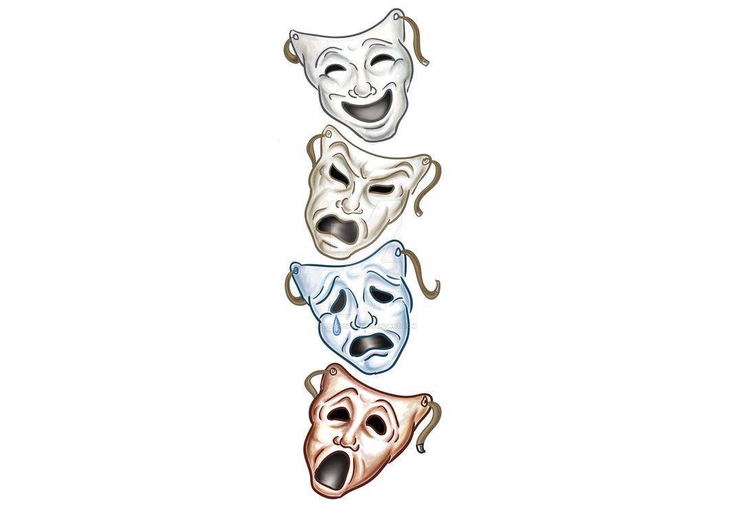 Resultado De Imagen Para Wallpaper Mascaras De Teatro Desenhos Pernas