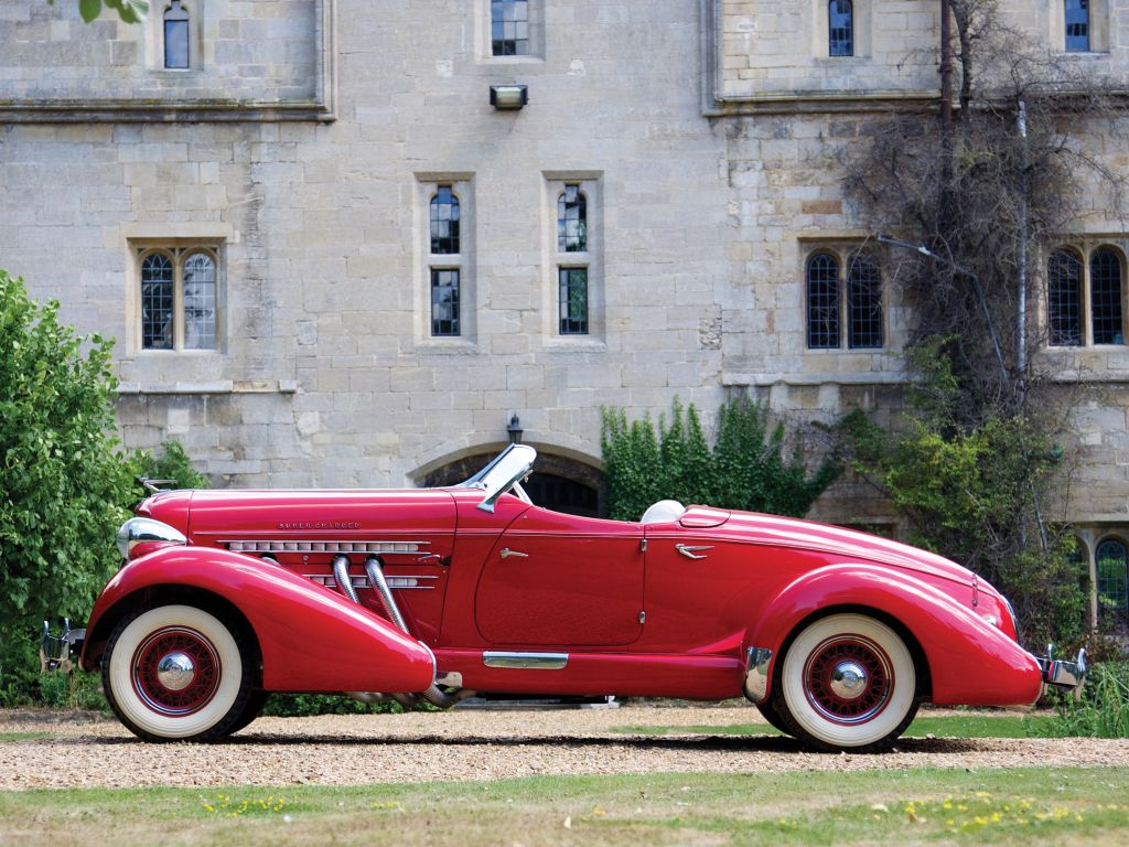 Auburn 851 SC Speedster \'1935 | Auburn 851 Speedster | Pinterest ...