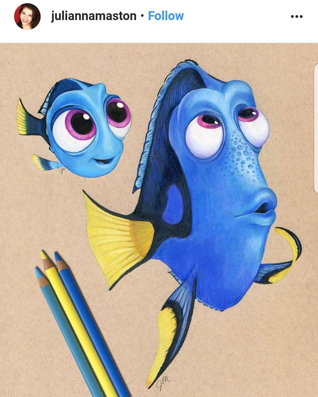 Finding Nemo Disney Disegni Kawaii Disegni A Matita E Disegno Arte