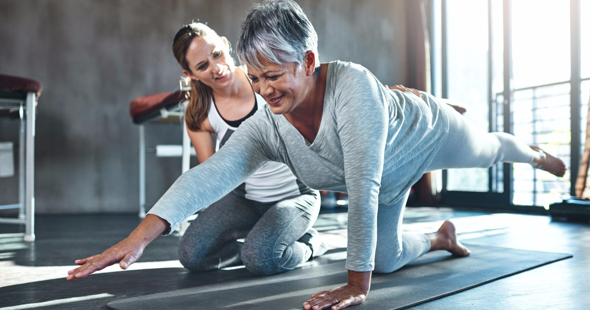 A Personal Training Program for Seniors and Older Adults program will help  protect against injury and