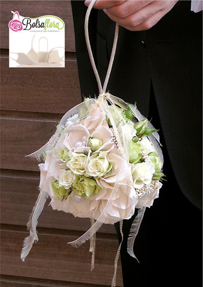 Creation With Bolsa Flora I Bridal Flowers Wedding Bouquets