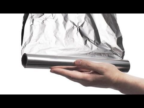 4 Amazing Hacks To Use Aluminum Foil