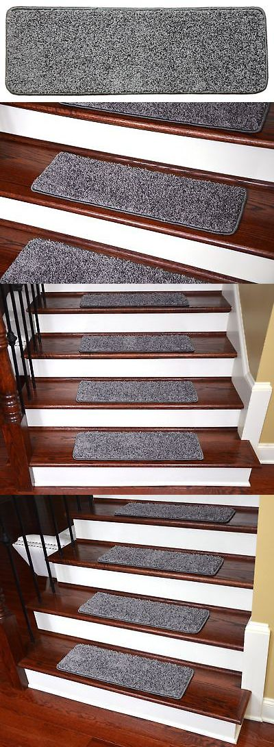 Best Stair Treads 175517 Washable Non Skid Carpet Stair Treads 640 x 480