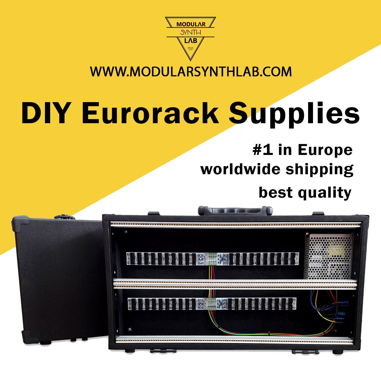 Eurorack Cases Supplies Eurorack Graphic Card Modular
