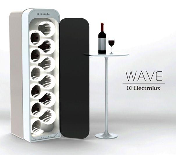Charmant 20 Futuristische Und Innovative Kühlschrank Designkonzepte #20  #futuristische #und #innovative #