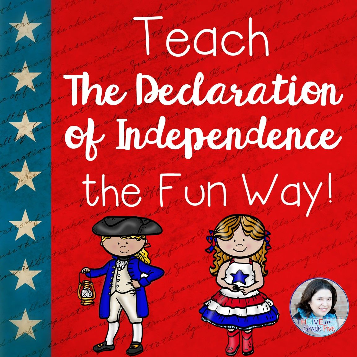Teach The Declaration Of Independence The Fun Way