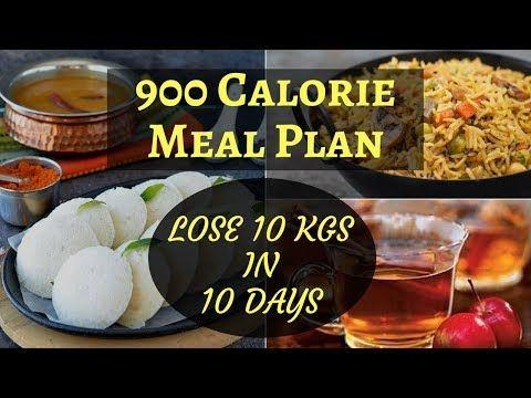 Perdre du poids avec 900 kcal par jour