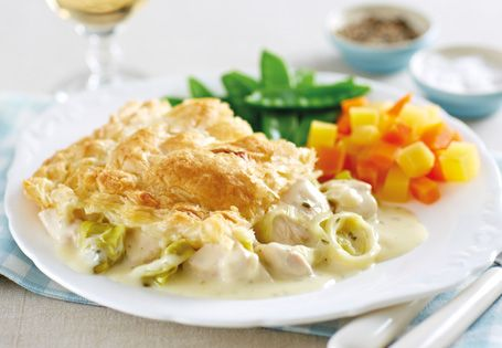 Aldi Chicken And Leek Pie Chicken And Leek Pie Aldi Recipes Leek Pie